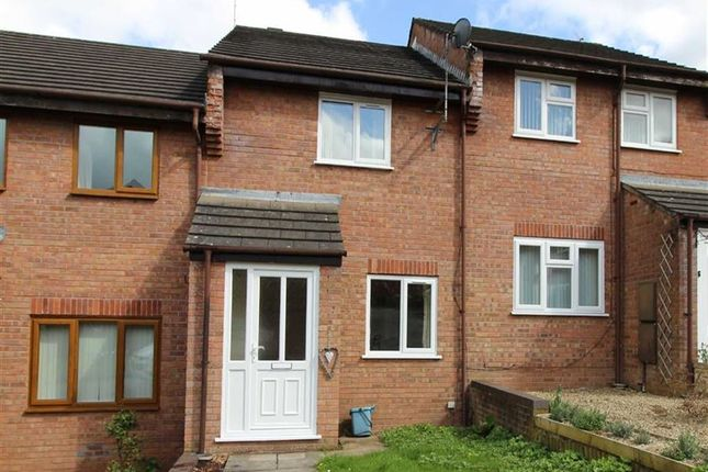 2 bed terraced house to rent in Wyefield Court, Monmouth