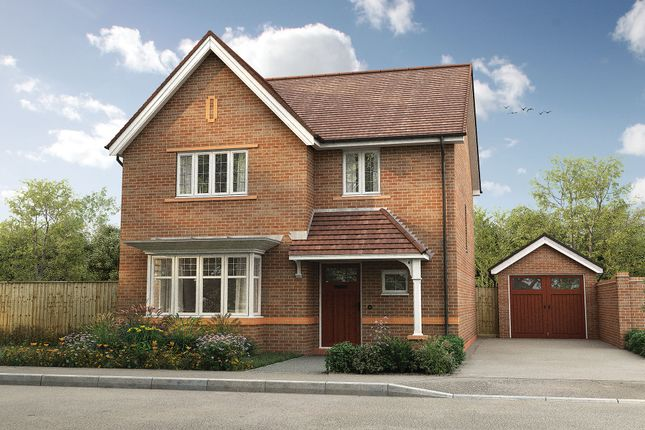 "Thumbnail Detached house for sale in ""The Wyatt"" at Wharford Lane, Runcorn"