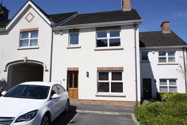 Thumbnail Semi-detached house to rent in Cedar Hill, Ballynahinch, Down