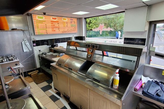 Thumbnail Restaurant/cafe for sale in Railway Street, West Bromwich