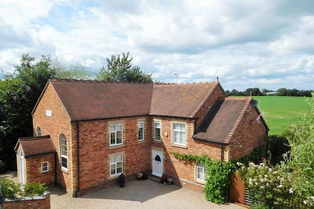 Thumbnail Detached house for sale in Woore Road, Buerton, Crewe