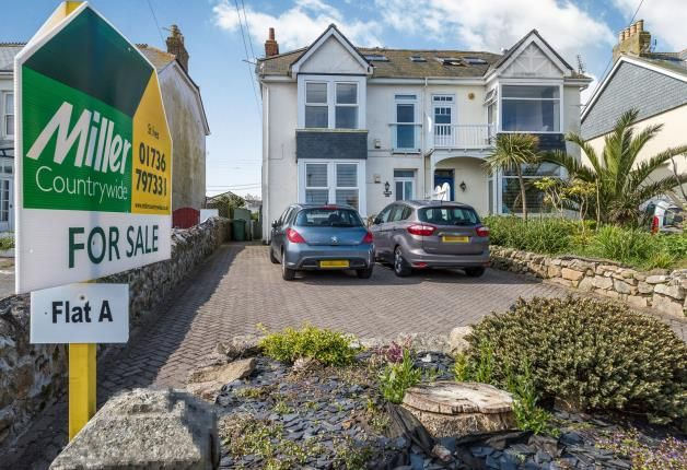3 bed maisonette for sale in St. Ives Road, St. Ives, Cornwall