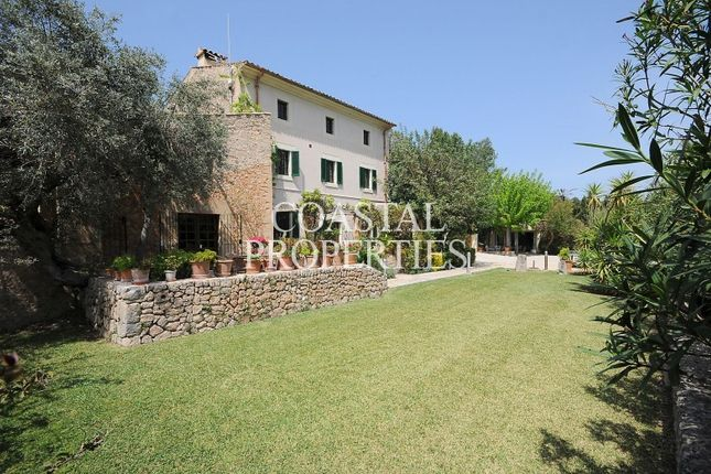 Thumbnail Country house for sale in Pollensa, Majorca, Balearic Islands, Spain