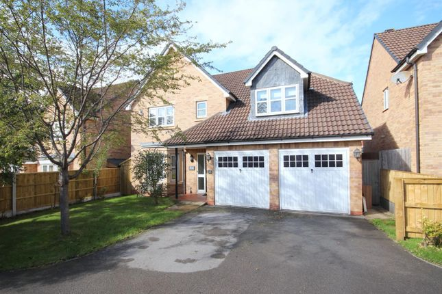 Thumbnail Detached house for sale in Grosvenor Drive, Littleover, Derby
