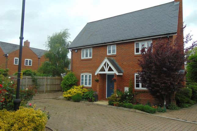 Thumbnail Detached house for sale in Forge End, Weston, Hitchin