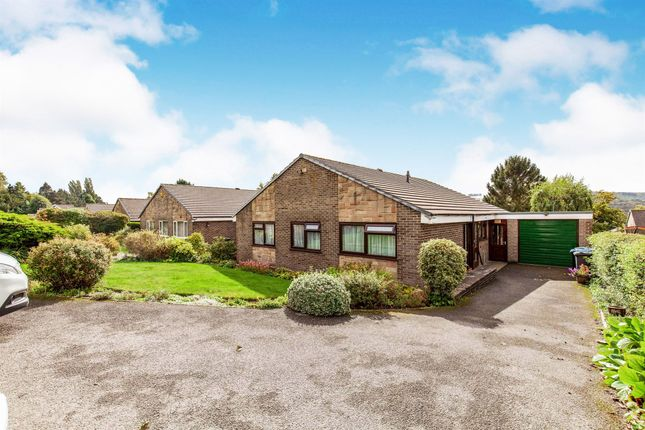 Thumbnail Detached bungalow for sale in Hall Rise, Darley Dale, Matlock