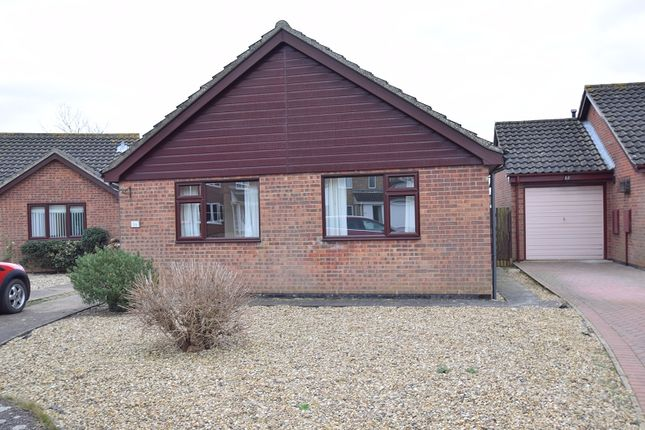 Thumbnail Detached house to rent in Lancaster Gardens, Aylsham, Norwich