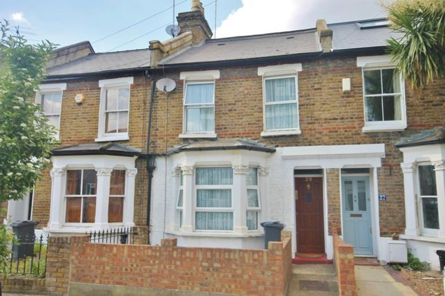 Thumbnail Terraced house for sale in Fraser Street, Chiswick, London