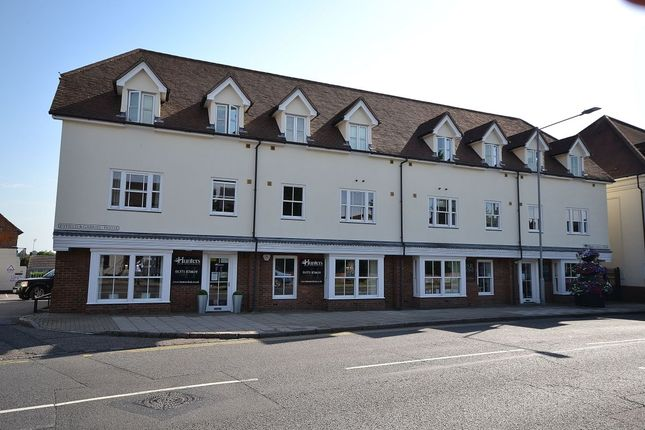 2 bed flat for sale in Aldborough Court, Park Street, Thaxted, Dunmow