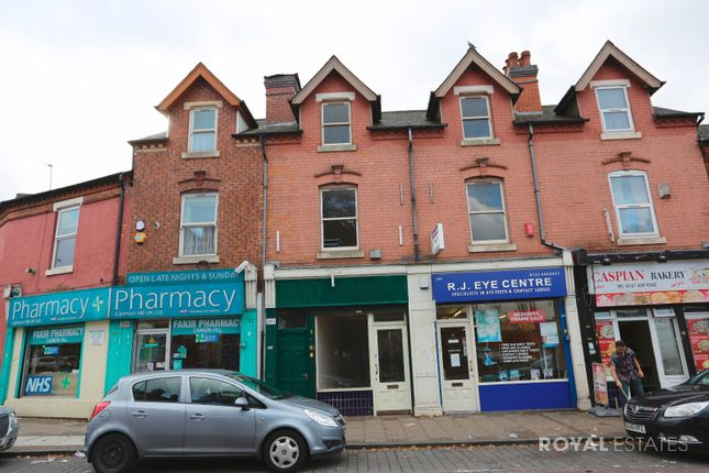 Thumbnail Retail premises to let in Edward Road, Balsall Heath, Birmingham
