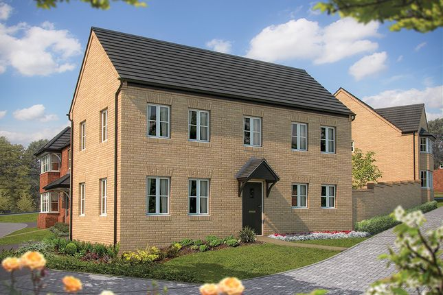 """4 bed detached house for sale in """"The Montpellier"""" at Irthlingborough Road, Wellingborough NN8"""