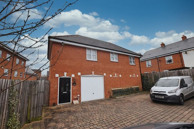 Detached house for sale in Lenz Close, Colchester