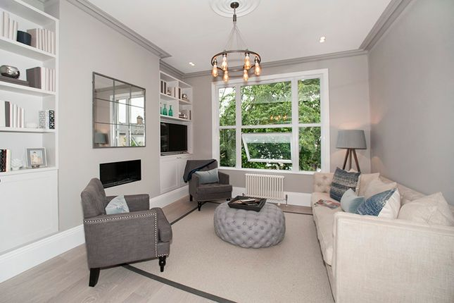 Thumbnail Flat for sale in Leysfield Road, London