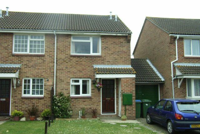 Thumbnail Semi-detached house to rent in The Linnetts, Condor Avenue, Fareham