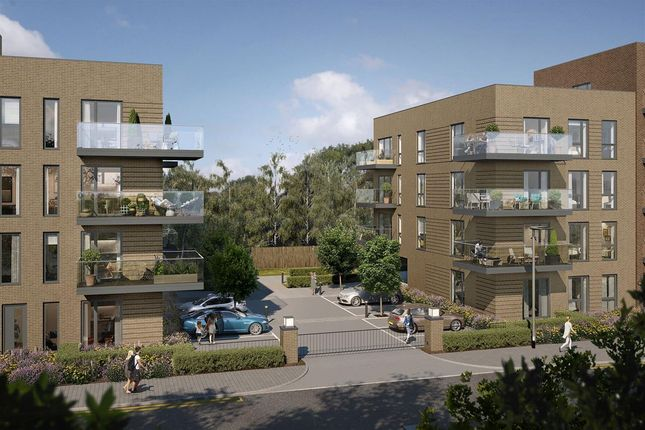 Thumbnail Property for sale in Fairwood Place, Station Road, Borehamwood