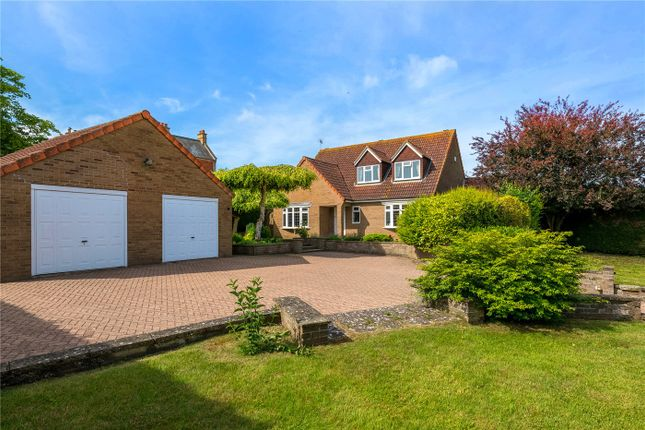Thumbnail Detached house for sale in Captains Hill, Leasingham, Sleaford, Lincolnshire