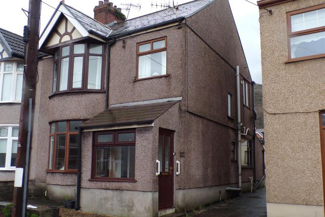 Thumbnail Semi-detached house for sale in Wern Road, Margam, Port Talbot