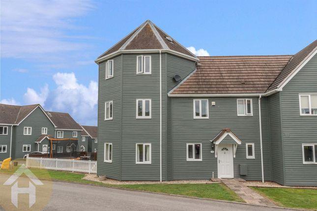 Thumbnail Semi-detached house for sale in Vastern, Royal Wootton Bassett, Swindon