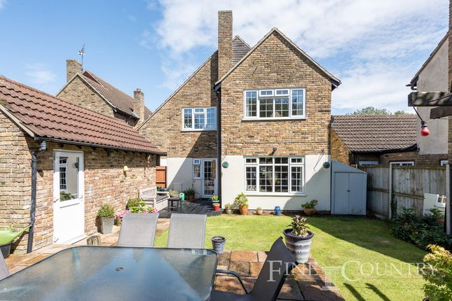 Thumbnail Detached house for sale in The Fairways, Cold Norton, Chelmsford