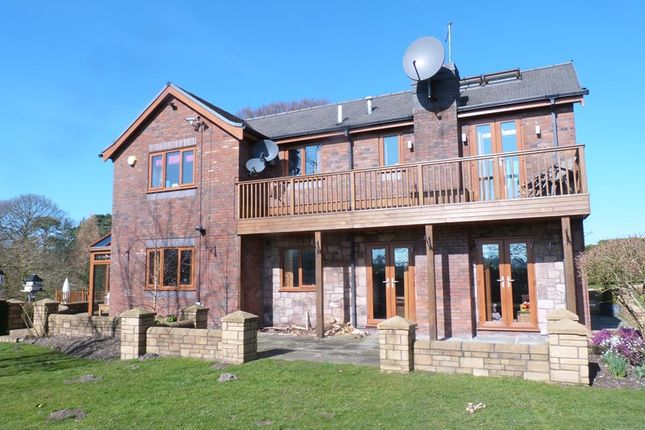Thumbnail Detached house for sale in Devils Lane, Longsdon, Staffordshire