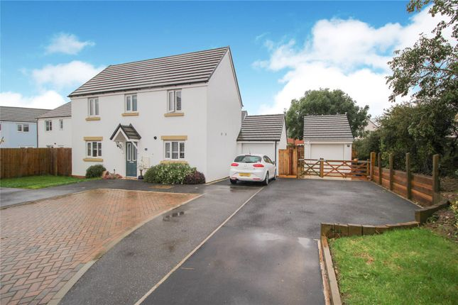 Thumbnail Detached house for sale in Taylor Crescent, Westward Ho, Bideford