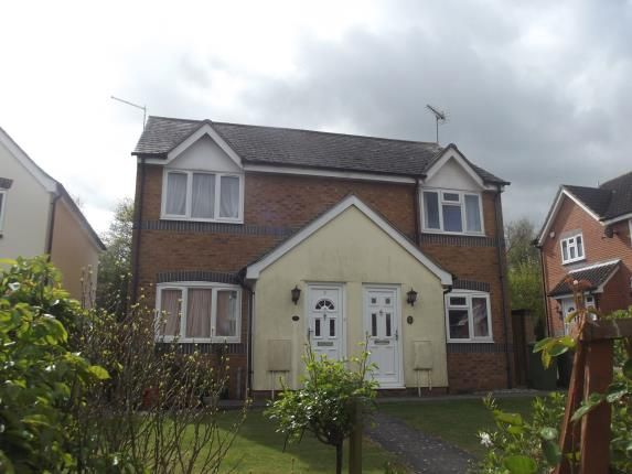 Thumbnail Semi-detached house for sale in Speckled Wood Court, Braintree