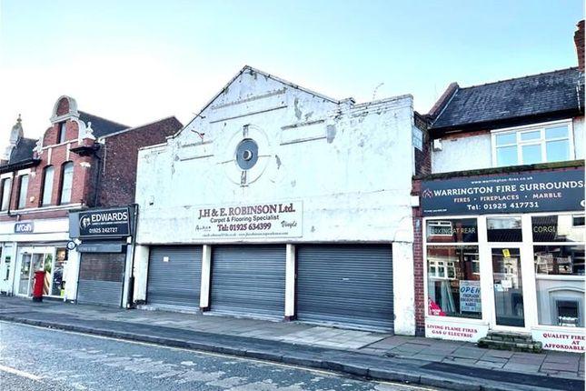 Thumbnail Retail premises to let in 6 Lovely Lane, Warrington, Cheshire