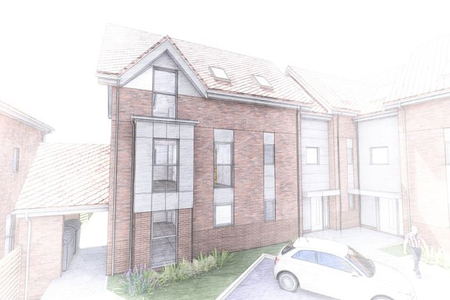 Thumbnail Flat for sale in The Shade, Soham, Ely
