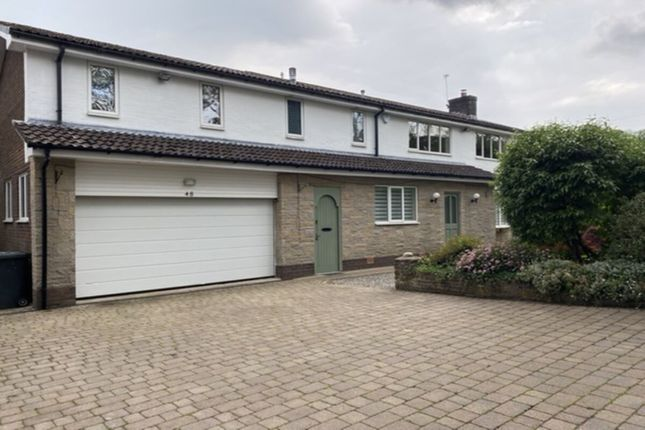 Thumbnail Detached house for sale in Woodhey Road, Ramsbottom, Bury