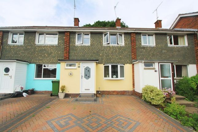 Thumbnail Terraced house for sale in Waterbeech Drive, Hedge End, Southampton