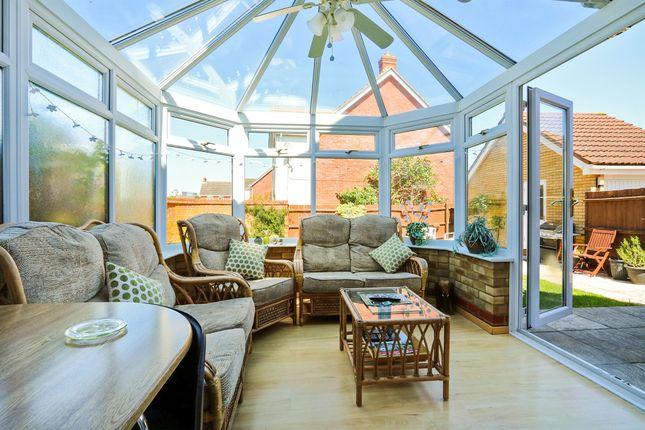 Thumbnail Detached house for sale in Jaguar Close, Ipswich