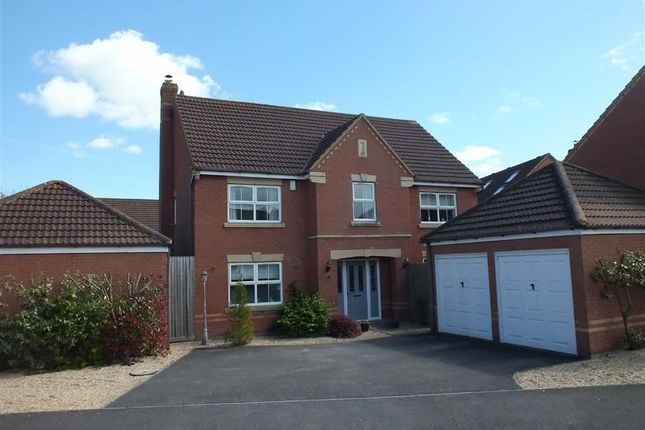 Thumbnail Property for sale in Cornbrash Rise, Hilperton, Trowbridge, Wiltshire