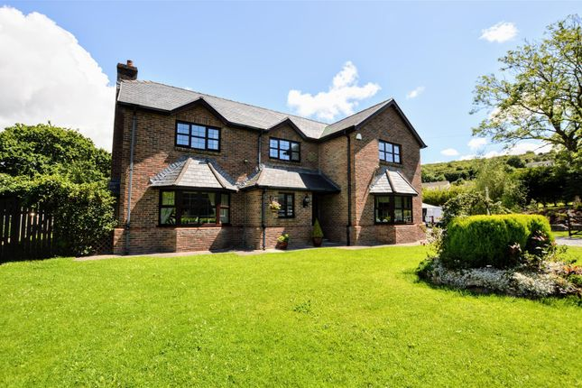 Thumbnail Detached house for sale in Heol Waunyclun, Trimsaran, Kidwelly