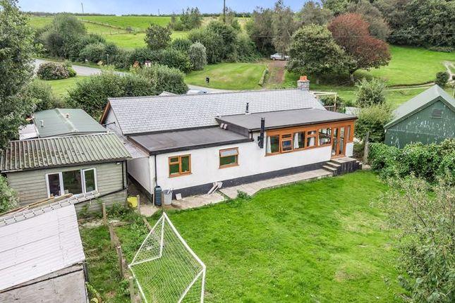 3 bed detached bungalow for sale in Langore, Launceston PL15