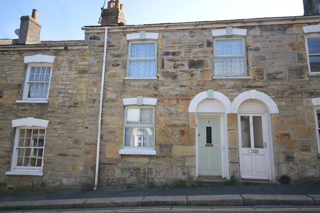Thumbnail Terraced house to rent in Daniell Street, Truro
