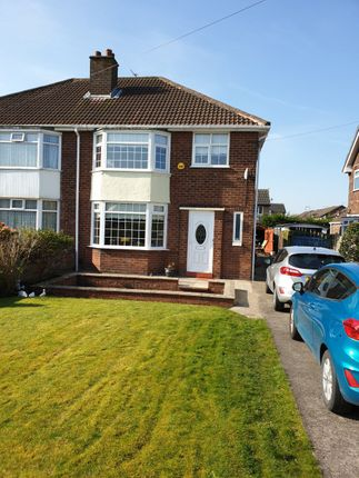 Thumbnail Semi-detached house for sale in Southport Road Lydiate, Liverpool