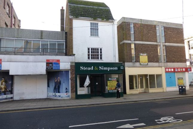 Thumbnail Property to rent in King Street, Great Yarmouth