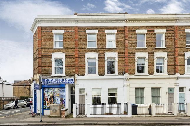 Thumbnail Town house for sale in Dundonald Road, London