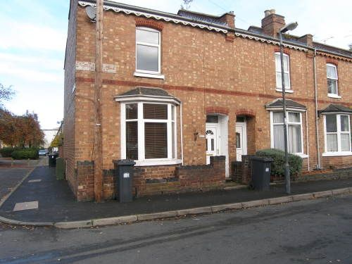 Thumbnail 2 bedroom terraced house to rent in Shrubland Street, Leamington Spa