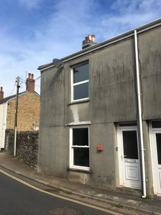 Thumbnail End terrace house for sale in 1 West End Terrace, Millbrook, Torpoint, Cornwall
