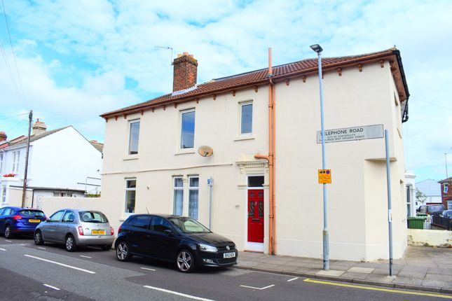 Thumbnail End terrace house to rent in Francis Avenue, Southsea, Portsmouth, Hampshire