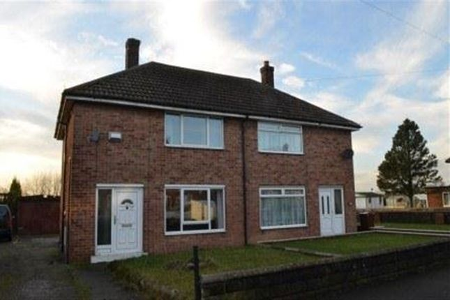 Thumbnail Semi-detached house to rent in Rosewood Avenue, Kippax, Leeds