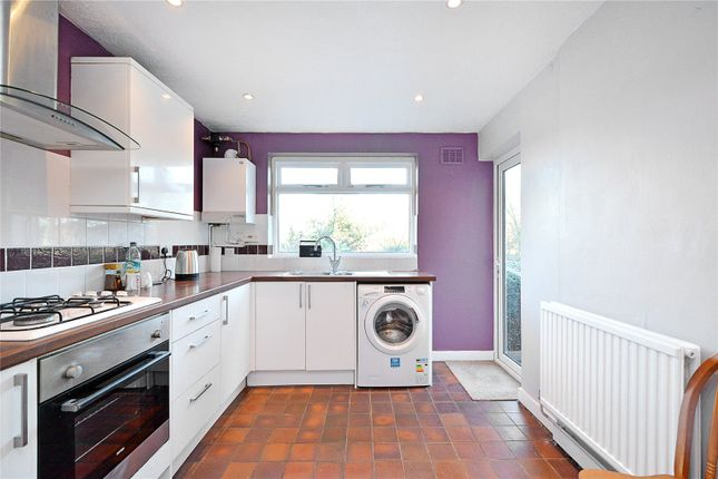 Thumbnail End terrace house to rent in Tunnel Avenue, London