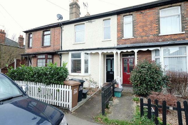 Thumbnail Terraced house for sale in Baddow Road, Chelmsford