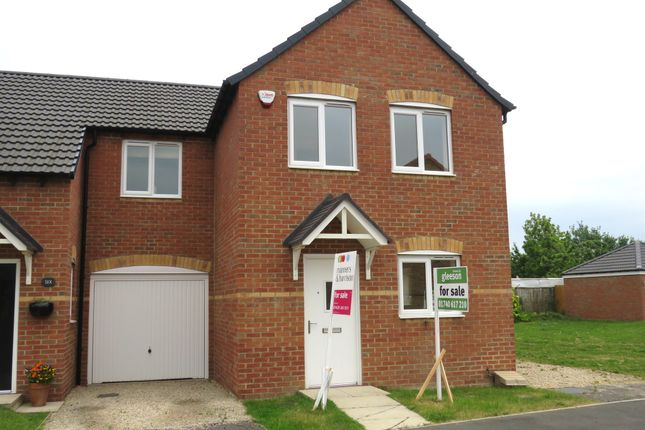 Thumbnail Semi-detached house for sale in Whistlewood Close, Hartlepool