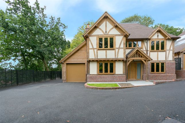 Thumbnail Detached house for sale in Newstead Copse, Denham Green Lane, Denham, Buckinghamshire