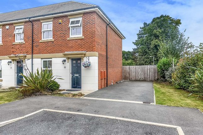 Thumbnail Semi-detached house for sale in Bingle Way, Liverpool, Merseyside