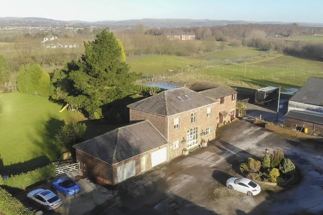 Thumbnail Barn conversion for sale in Ringley Road West, Ringley, Manchester