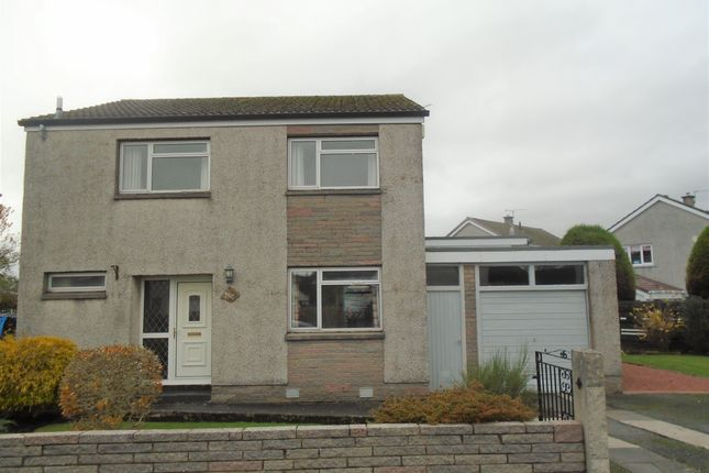 4 bed detached house for sale in Hillview Place, Georgetown, Dumfries DG1