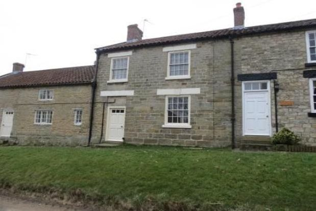 Thumbnail Cottage to rent in Newton-On-Rawcliffe, Pickering